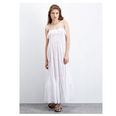 'Hot town, summer in the city! The hottest day of the year calls for the lightest of dresses #ESFashion loves our 'Tybalt' cotton sun dress. Available now at threegraceslondon.com and at Net-A-Porter, Selfridges, Matches and Stylebop. #threegracesldn #threegraceslondon #luxurylingerie #nightwear #lingerie #resortwear #fashiondesign #designedingreatbritain #classic #vintagestyle #timeless #luxury