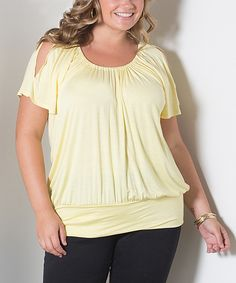 cc2f8141fc5fc Sealed With A Kiss Designs Plus Size Renee Cold Shoulder Top - Size Hotcoral