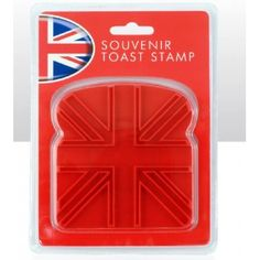 Union Jack Vinyl Toast Stamp!! So me!! :D