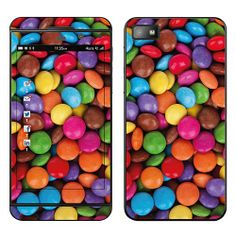 SKIN BLACKBERRY Z10 - CONFISERIES COLOREES