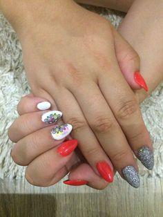 Almond nails summer 2018