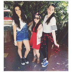Lauren,Amy,and Dani