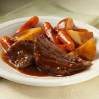 Weight Watchers Crock Pot Recipes - Pot Roast Recipe - 5PP