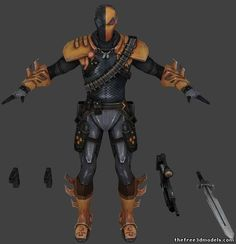 injustice deathstroke - Pesquisa do Google
