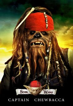 Capitain Chewbacca