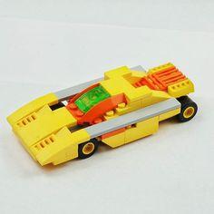 Yellow Lightning V