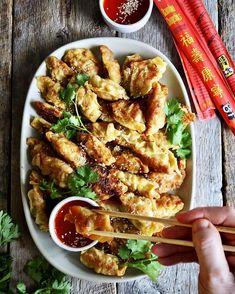 Den beste oppskriften for fløtegratinerte poteter - Mat På Bordet One Pot Wonders, Wontons, Scampi, Biryani, Tex Mex, Dumplings, Chicken Wings, Asian Recipes, Tapas