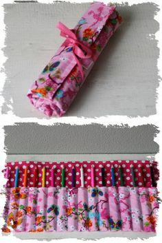 3 stuks nodig #potloden #viltstiften #krijt