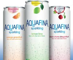Get hydrated the flavorful way with a FREE sample of Aquafina Sparkling Drink