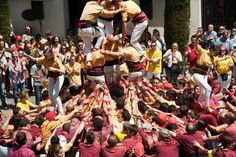 Diada castellera 09