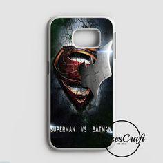 Batman Vs Superman Samsung Galaxy S7 Edge Case | casescraft