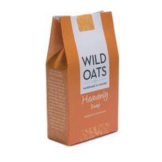 Wild Oats Heavenly Soap