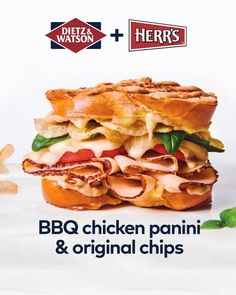 If you only eat 8 sandwiches this year, make it these 8 with chips from Herr's. Experience these deliciously crunchy recipes NOW. Nutrition Drinks, Nutrition And Dietetics, Nutrition Month, Chicken Panini, Bbq Chicken, Best Food Photography, Photography Training, Farm Photography, Photography Editing