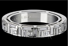 Fine Jewellery designer Stefano Canturi has handcrafted artistic pieces for over 30 years that carry the timeless quality of iconic jewels. Art Nouveau Jewelry, Jewelry Art, Vintage Jewelry, Jewelry Design, Diamond Bands, Diamond Wedding Bands, Diamond Jewelry, Wedding Rings, Art Deco Ring