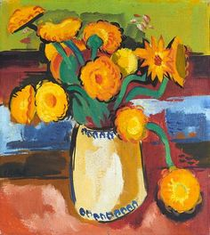 Karl Schmidt-Rottluff (1 December 1884 – 10 August 1976) was a German