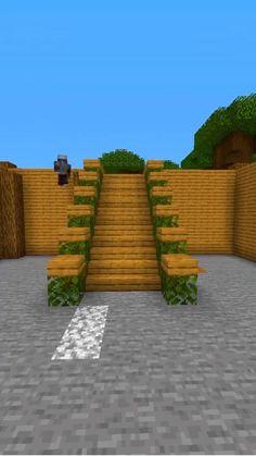 Craft Minecraft, Minecraft Earth, Minecraft House Plans, Minecraft Mansion, Easy Minecraft Houses, Minecraft House Tutorials, Minecraft House Designs, Minecraft Decorations, Minecraft Construction
