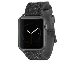 Apple Watch 38mm Black Brilliance Band l Case-mate #Casemate #AppleWatch http://www.case-mate.com/collections/apple-watch