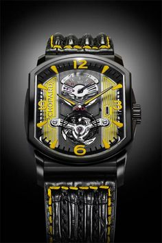 Chopard L.U.C. Engine One Tourbillon per Only Watch 2011