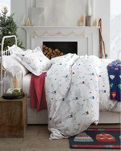 Orderly Christmas Large Warm Sofa Fleece Throw Watercolour Reindeer Scene Bed Blanket Home Décor