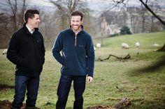 Wear the fabric of the countryside with Schöffel fleece www.schoffel.co.uk #schoffelfleece