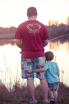 father son moment =*)