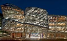 Fabrikstrasse 15 by Gehry Partners.   Basel (Switzerland)