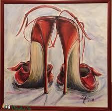 """Képtalálat a következőre: """"cipő festményen"""""""