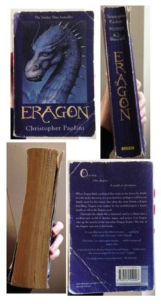 I have a confession to make; I've committed every book lover's worst sins with this book. Eragon by Christopher Paolini is my most loved and most read book to date, and it has maintained its …
