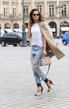 O segredo - Look do dia - Vogue Portugal