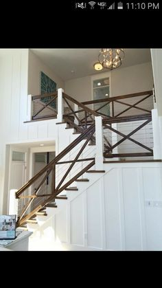 Such A Cool Hand Railing I Love How They Used The Cables To Keep Code But It Has Graphic Look