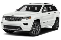 2017 Jeep Grand Cherokee Overland Review, Price, Interior