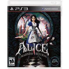 Claudya  Alice: Madness Returns (PS3) $39.96