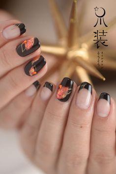 紅葉 の画像|菅沼桃華のネイルとアートとときどきスピリチュアル