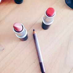 My best MAC lipsticks for spring