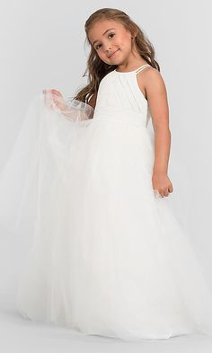 fa3504f1149 Bill Levkoff Flower Girl Dress 116101