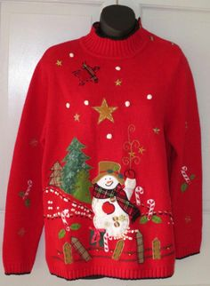 f24690673 249 Best Ugly Christmas Sweater Parties images