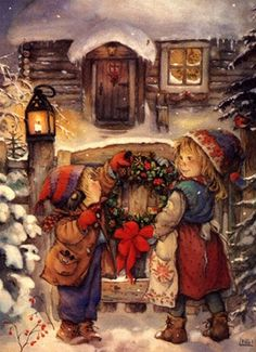 Christmas by Lisi Martin (and many other pics).