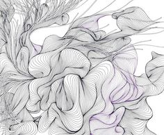 40 great examples of doodle art | Illustration | Creative Bloq.  Doodle by Justine Ashbee.