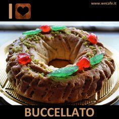 I love...buccellato (sicilian dessert)