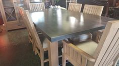 Beau Beautiful Coastal Dining Set By Nautica At #BetterThanNew Furniture And  #Consignments In #Longwood Just North Of #Orlando FL. We Consign Gently Used  ...