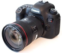 Canon 5DS R - 50 MP Beast