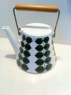 Berså - Stig Lindberg - Gustavsberg - Teapot