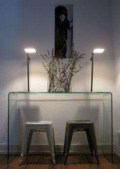Nimbus Roxxane Leggera CL, kabelloses Licht // cableless light, Photo: Elmar Dunkel