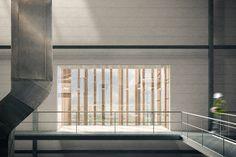 Gottlieb Paludan Architects Design a Forest-Inspired Biomass Unit for Copenhagen