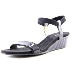 Alfani Women's Tveye Two-Piece Wedge Sandals -- Click on the image for additional details.