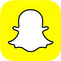 snapchat logo  http://news.trestons.com/2016/01/07/snapchat-stop-after-six-weeks-with-marketing-selfiefilters/242/snapchat-logo-as
