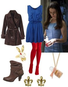 TV Inspiration: How to Dress Like the Characters from Syfy's Alice: Alice
