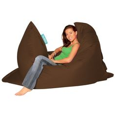 Socially Conveyed via WeLikedThis.co.uk - The UK's Finest Products -   BAZAAR BAG ® - Giant Beanbag BROWN - Indoor & Outdoor Bean Bag - MASSIVE 180x140cm - GREAT for Gard http://welikedthis.co.uk/bazaar-bag-giant-beanbag-brown-indoor-outdoor-bean-bag-massive-180x140cm-great-for-gard