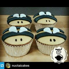 Abejitas .... cupcakes bee