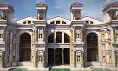 Termas Diocleciano. Roma